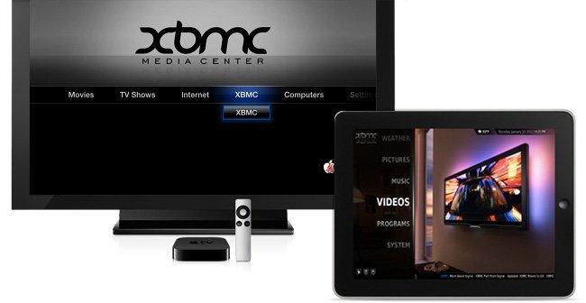 XBMC Apple TV A4
