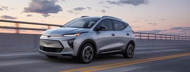 El Chevrolet Bolt 2022 estrena generación: dos opciones de carrocería y los mismos 200 hp y 400 km de autonomía