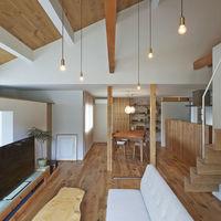 Luz y materiales naturales para esta preciosa casa japonesa