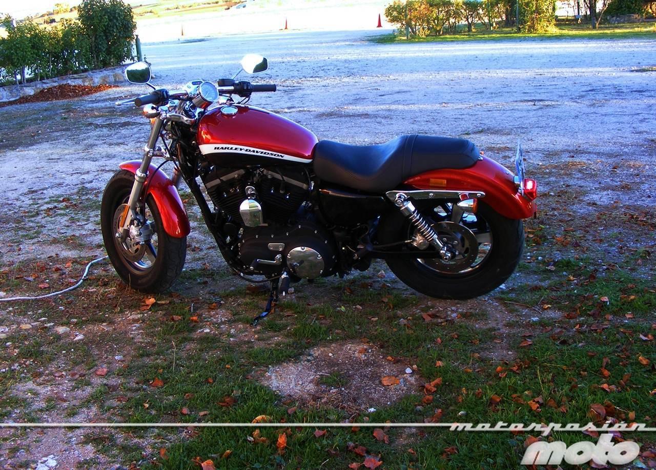 Foto de Harley-Davidson XR 1200CA Custom Limited (65/65)