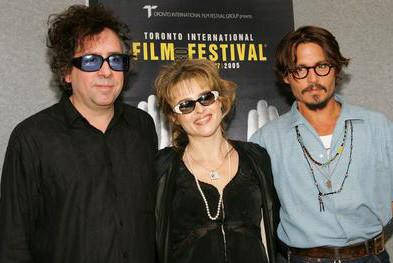 Bonham Carter vuelve a unirse a Depp en la nueva película de Burton