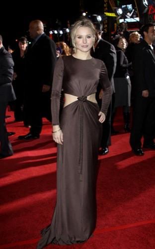 El magnífico vestido de Kristen Bell