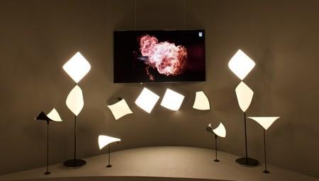 LG ya tiene lámparas OLED capaces de emitir sonidos