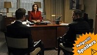 'The Good Wife', Kalinda, ¿pero qué has hecho?