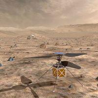 Este es el helicóptero que la NASA enviará a Marte