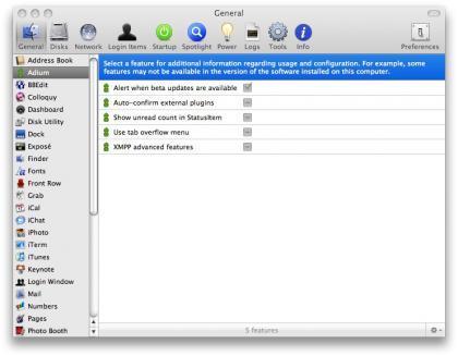 Mac Pilot 3.0.1, ahora con más de 600 opciones