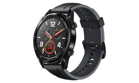 Vuelve el chollo: hasta la medianoche, Amazon te deja el Huawei Watch GT Sport de nuevo a sólo 89 euros