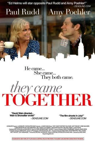 'They Came Together', tráiler y cartel de una parodia del género romántico