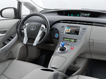 Toyota Prius 2012 Interior Tme 002 Full Tcm 1014 43960
