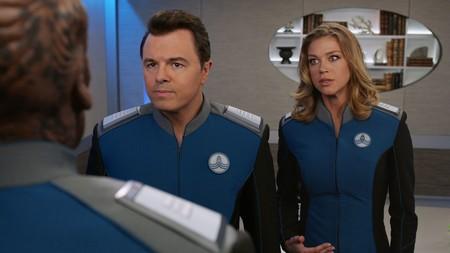 'The Orville': el tráiler de la temporada 2 promete más diversión y aventuras espaciales con Seth MacFarlane