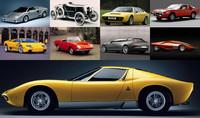 Grandes diseños de Bertone: galería de fotos