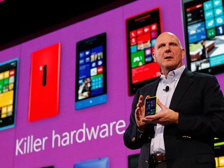 Windows Phone se guarda el 5.6% del mercado estadounidense, según Kantar