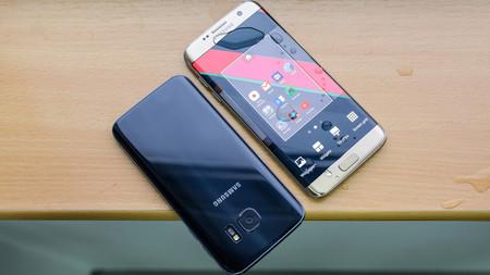 Galaxy S7 Edge Mejores Smartphones 2016