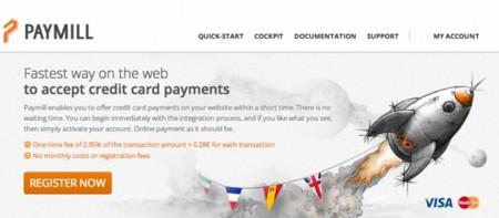 Paymill ya disponible en toda Europa para facilitar cobros recurrentes y pagos online