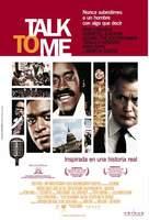 Tráiler y póster de 'Talk To Me', con Don Cheadle y Chiwetel Ejiofor