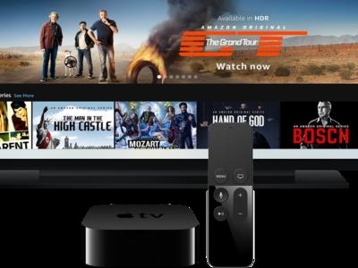 Han sido meses de espera pero por fin los usuarios de un Apple TV pueden acceder a Amazon Prime Video desde su dispositivo