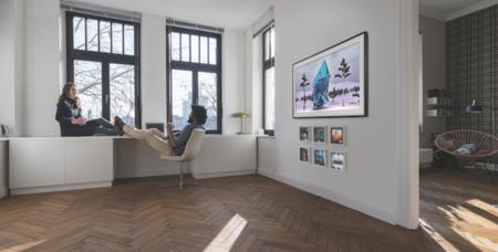 televisor samsung the frame 2018 diseño