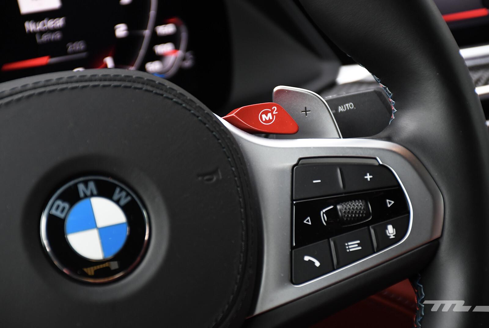 Foto de BMW X6 M Competition 2021 (prueba) (22/27)