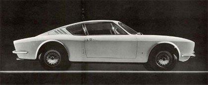 1967 Ford OSI 20m TS, ¿el Ford más bonito del mundo?