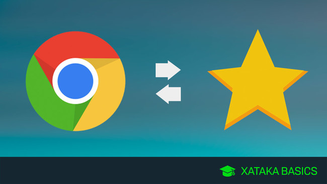 Cómo exportar e importar tus favoritos de Google Chrome