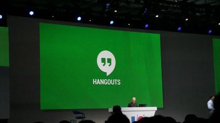 Hangouts cerrará su API en abril: menos funcionalidades para enfocarse al ámbito profesional