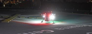 Es la primera vez que se usa un dron para entregar un órgano para un trasplante