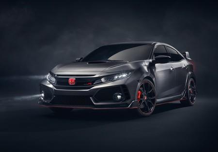 Honda Civic Type R Concept 2016 1024 01