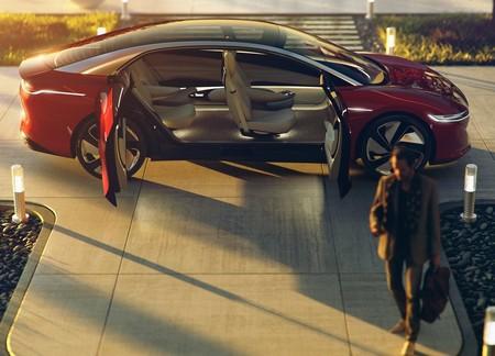 Volkswagen Id Vizzion Concept 2018 1600 03