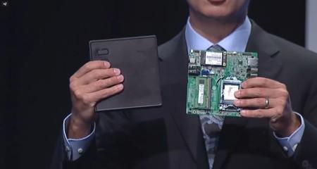 Intel revela motherboard '5x5', usar procesador LGA podría ser una realidad en NUC
