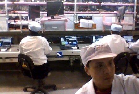 HP vende laptop con grabación accidental de la planta donde se fabricó