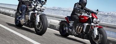 La descomunal Triumph Rocket 3 ya tiene precio: llegará en diciembre desde 23.000 euros