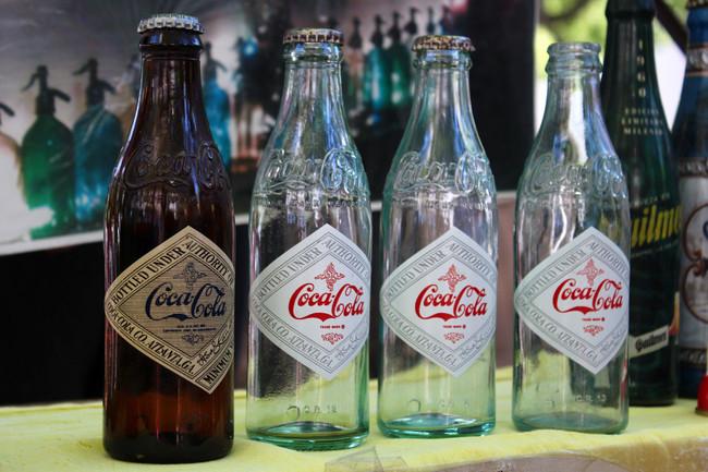 Viejas Botellas De Coca Cola 01