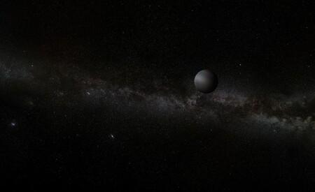 Un planeta del tamaño de la Tierra está flotando por la Vía Láctea sin estrella alguna a la que orbitar