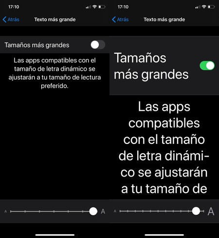 Cambiar Tamaño Letra Whatsapp Iphone