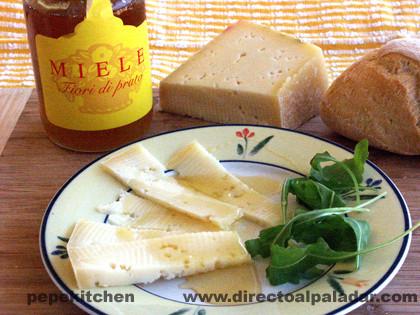Queso Branzi, cata de queso