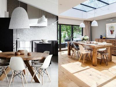 17 ideas para renovar la mesa del comedor de la casa