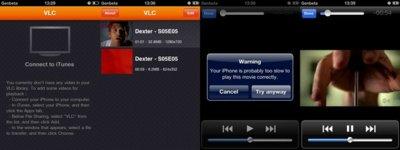 VLC desembarca en el iPhone