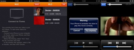 VLC desembarca en el iPhone
