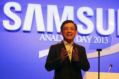 Samsung sufre con el móvil