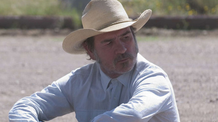 Tommy Lee Jones escribe, produce, dirige y protagoniza 'The Homesman'