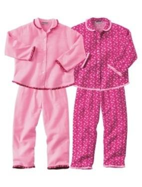 Productos químicos en pijamas infantiles
