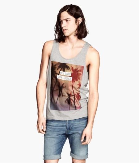 Apuesta por una camiseta de tirantes para el verano