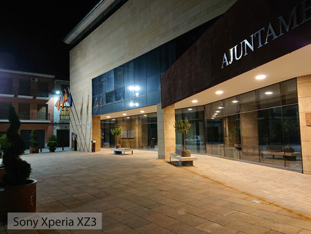 Sony Xperia Xz3 Auto Noche