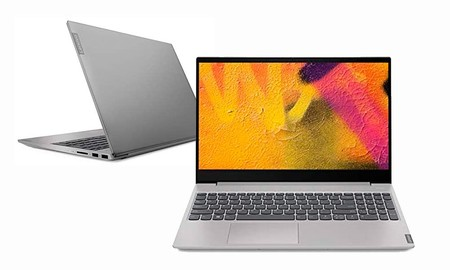 El portátil más vendido en Amazon es este Lenovo S340-14API, un gama media que además lleva 70 euros de descuento