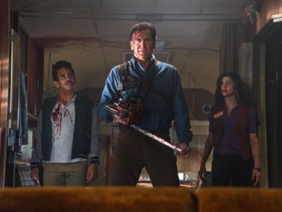 'Ash vs. Evil Dead' aún no se ha estrenado y Starz ya la ha renovado por una segunda temporada