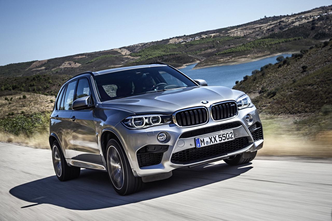 Foto de BMW X5 M y X6 M (2015) (16/22)