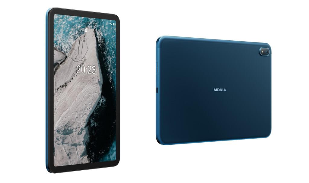 Nokia T20: el regreso de Nokia a las tablets llega con una gran batería y una pantalla 2K de 10,4 pulgadas