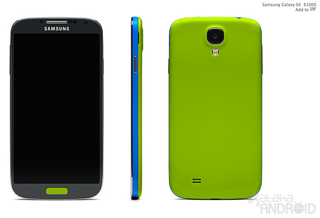 ColorWare Galaxy S4