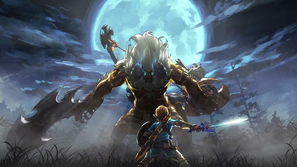 Completar The Legend of Zelda: Breath of the Wild con el aro de Ring Fit Adventure suena a locura, pero lo han logrado tras 28 horas