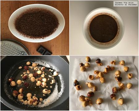 Paso A Paso Pudding De Cafe Chocolate Y Semillas De Chia